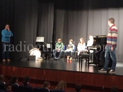 Actuaciones de la Escuela de Música.