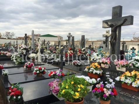 Cementerio de Guijuelo.