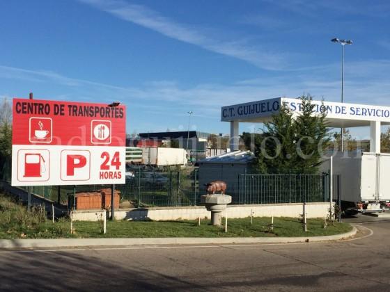 Centro de Transportes de Guijuelo