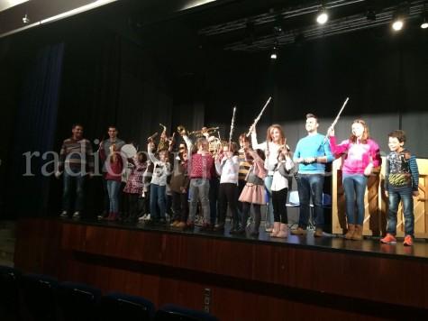Concierto de Santa Cecilia. Foto archivo
