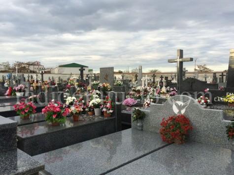 Día de Todos Los Santos en Guijuelo.