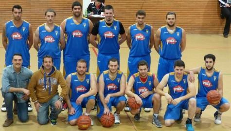 Guijuelo Practic AIC. Foto Guijuelo Basket