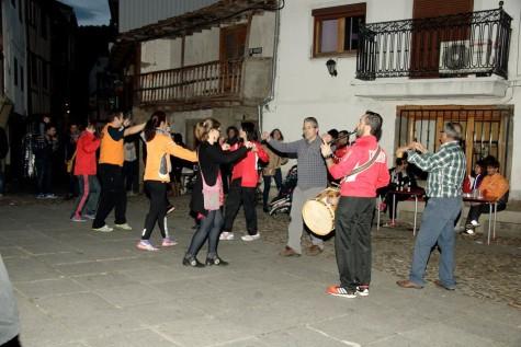 Fiesta de Los Calbotes San Esteban. Foto Asociación El ÁLAMO.