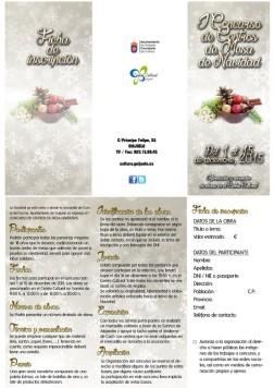 viernes BASES I CONCURSO CENTROS DE NAVIDAD WEB