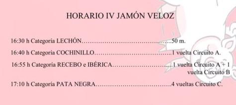 Jamón Veloz