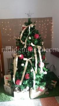 La Navidad ha llegado a la Residencia.