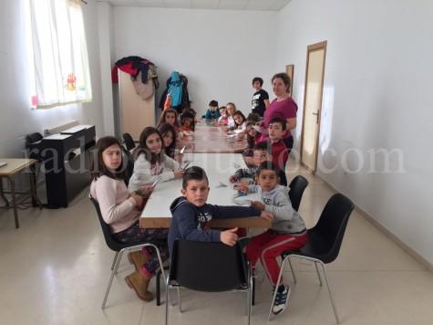Niños y Niñas de las Navicolonias.