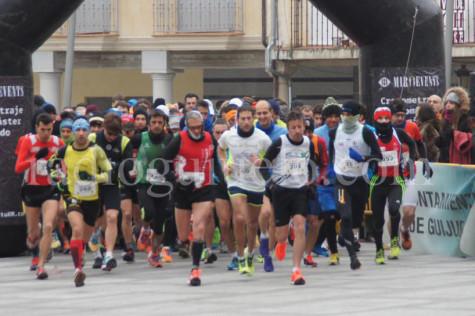 Participantes del Jamón Veloz.