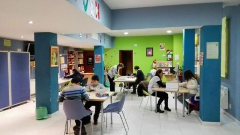 Concurso de puzzles en Guijuelo Joven