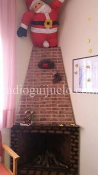 Rincones navideños de la Residencia