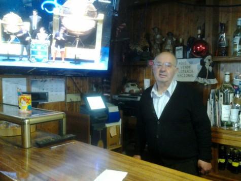 Un quinto premio ha caido en el Restaurante Santa Martina de Linares de Riofrio.