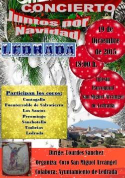 viernes 19 dic LEDRADA concierto