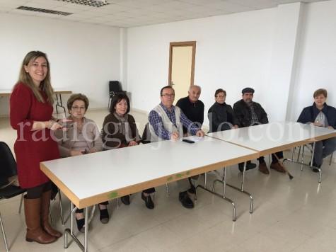 Alumnos del curso de smartphone.