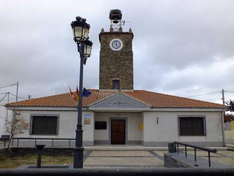 Ayuntamiento de Montejo. Foto Montejo.