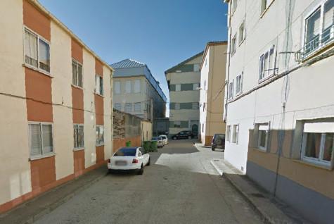 Barrio San Miguel. Foto Google Maps.