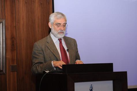 Doctor Félix Lorente Toledano. Foto flickr.com.