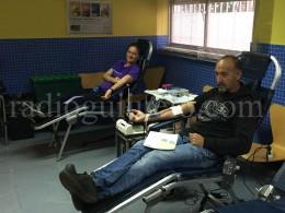 Donantes de Guijuelo. Foto archivo.
