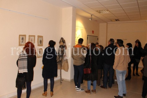 Exposición Hombres de Mi Pueblo.