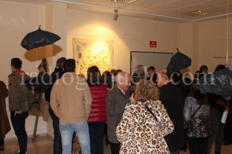 Exposición de Elisa Merino, Hombres de Mi Pueblo.