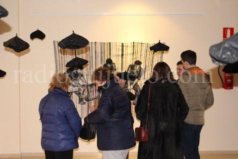 Exposición de Elisa Merino Hombres de Mi Pueblo.