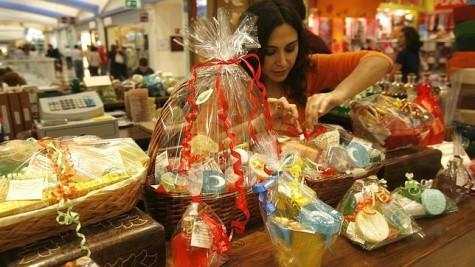 La campaña de navidad hace que el paro baje. Foto gestionpyme.com.