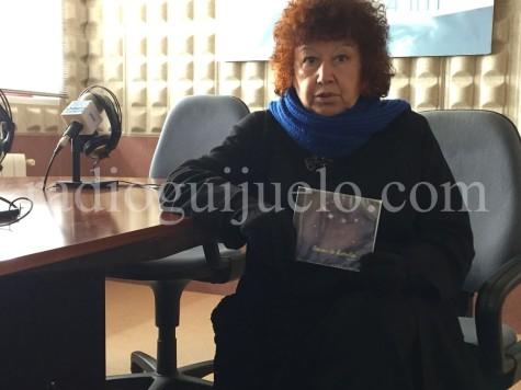 La guijuelense Mily Díaz.