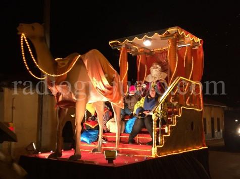 Reyes Magos en Guijuelo.