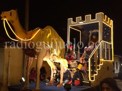SSMM los Reyes Magos en Guijuelo
