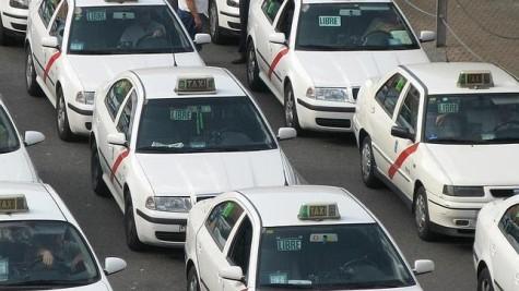 Taxis. Foto abc.es.