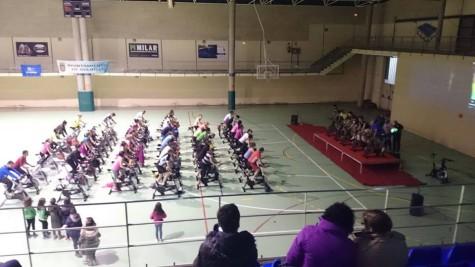 Master Class. Foto Rebeca Rodríguez.