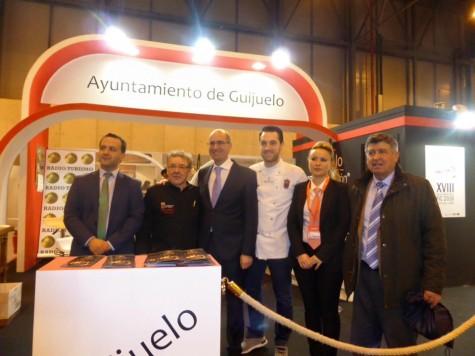 Guijuelo en Fitur. Foto Diputación de Salamanca.