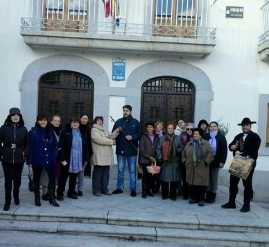 Águedas de Santibañez de Béjar. Foto Rosi Sánchez.