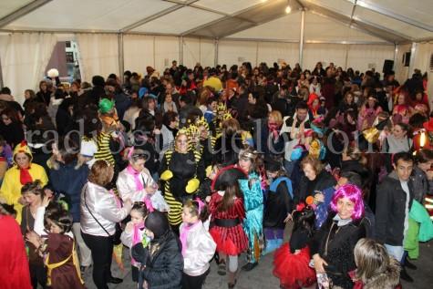 Lunes de Carnaval en Guijuelo