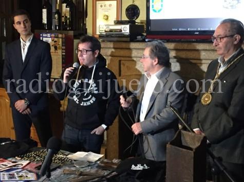 Sergio Martín directo de la noche en 24 de TVE