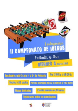 cartel campeonato II
