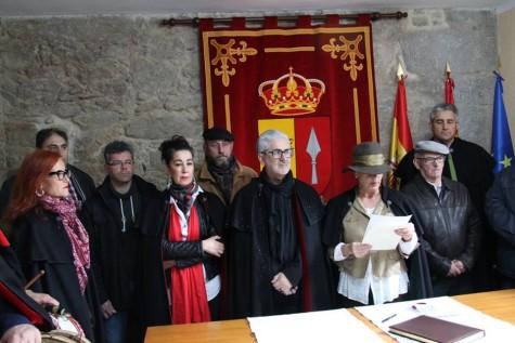 Cefe Torres. Foto Ayuntamiento Mogarraz.