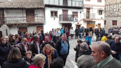 Matanza San Esteban. Foto Asociación El Álamo.
