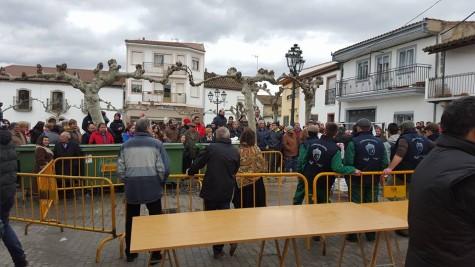 Matanza en Santibañez de Béjar. Foto Marimar de la Fuente.