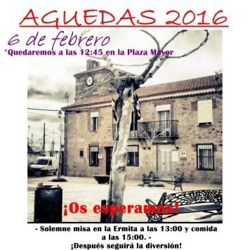 viernes 6 febrero AGUEDAS gallegos