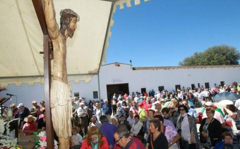 Cristo de Cabrera. Foto Salamanca24horas.com.