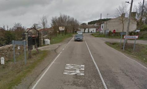 Endrinal. Foto Google Maps.