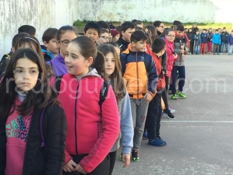 Escolares del Filiberto Villalobos.