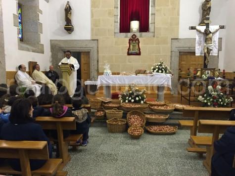 Fiesta del Cristo en Fuenterroble