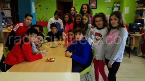 Jóvenes disfrutando de las actividades de Guijuelo Joven.