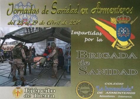 Jornadas de Sanidad en Armenteros