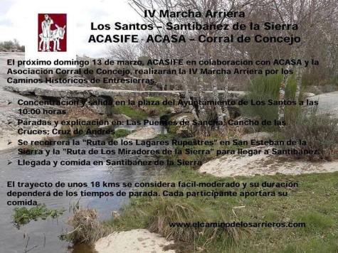 MARTES 13 marzo LOS SANTOS