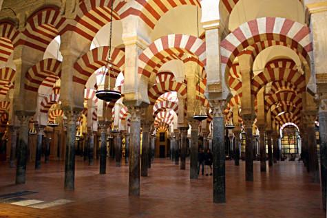 Mezquita de Córdoba. Foto perodistadigital.com.