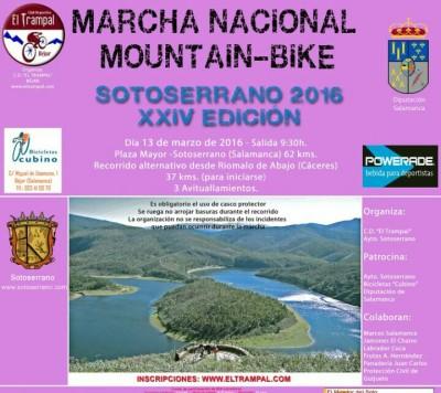 Mountain Bike Sotoserrano