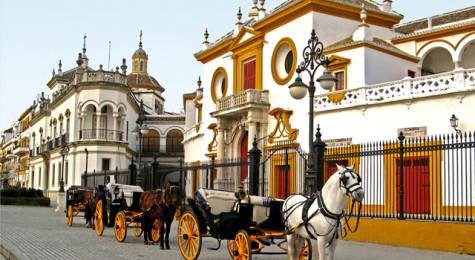 Sevilla. Foto sevilla.arport.com