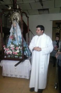 Virgen del Mensejal. Foto Endrinal